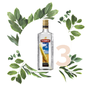 wodka stumbras z klosem
