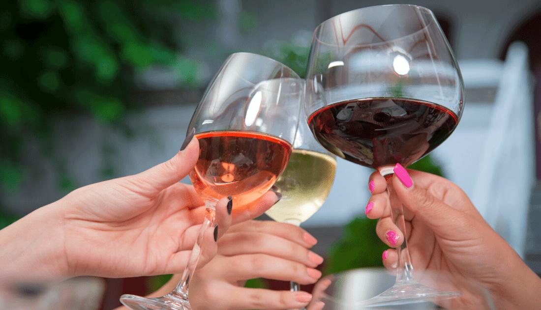 wino na wesele