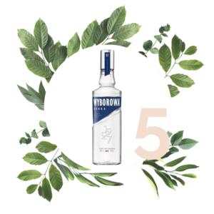 wodka wyborowa