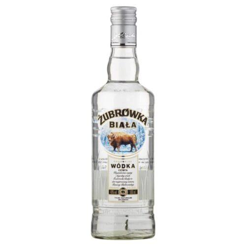 wodka zubrowka biala